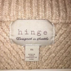 Hinge Sweaters - Hinge Zip Up Sweater